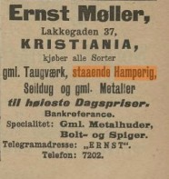 Ernst Møller